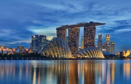 45 Tage vor Eröffnung des World LPG Forums in Singapur