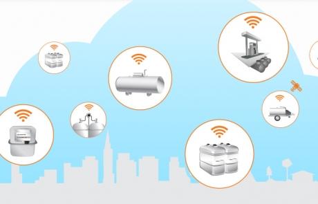 Niedrigenergie-Netzwerke für das Internet der Dinge