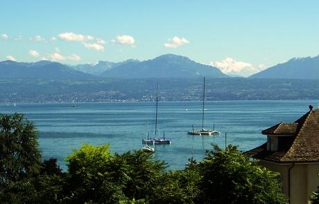 In der Schweiz verwurzelt, aber in der Welt zu Hause