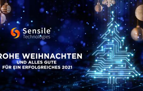 Frohe Weihnachten und alles Gute für ein erfolgreiches 2021