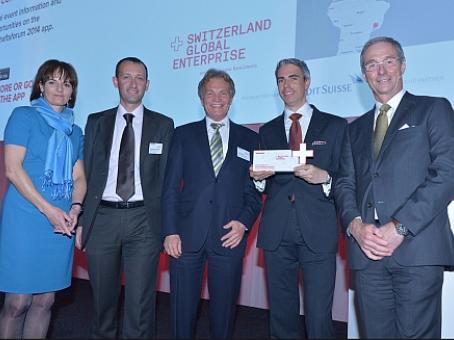Gagnant de l'Export Award 2014